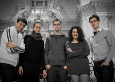 Klavierquintett Köln